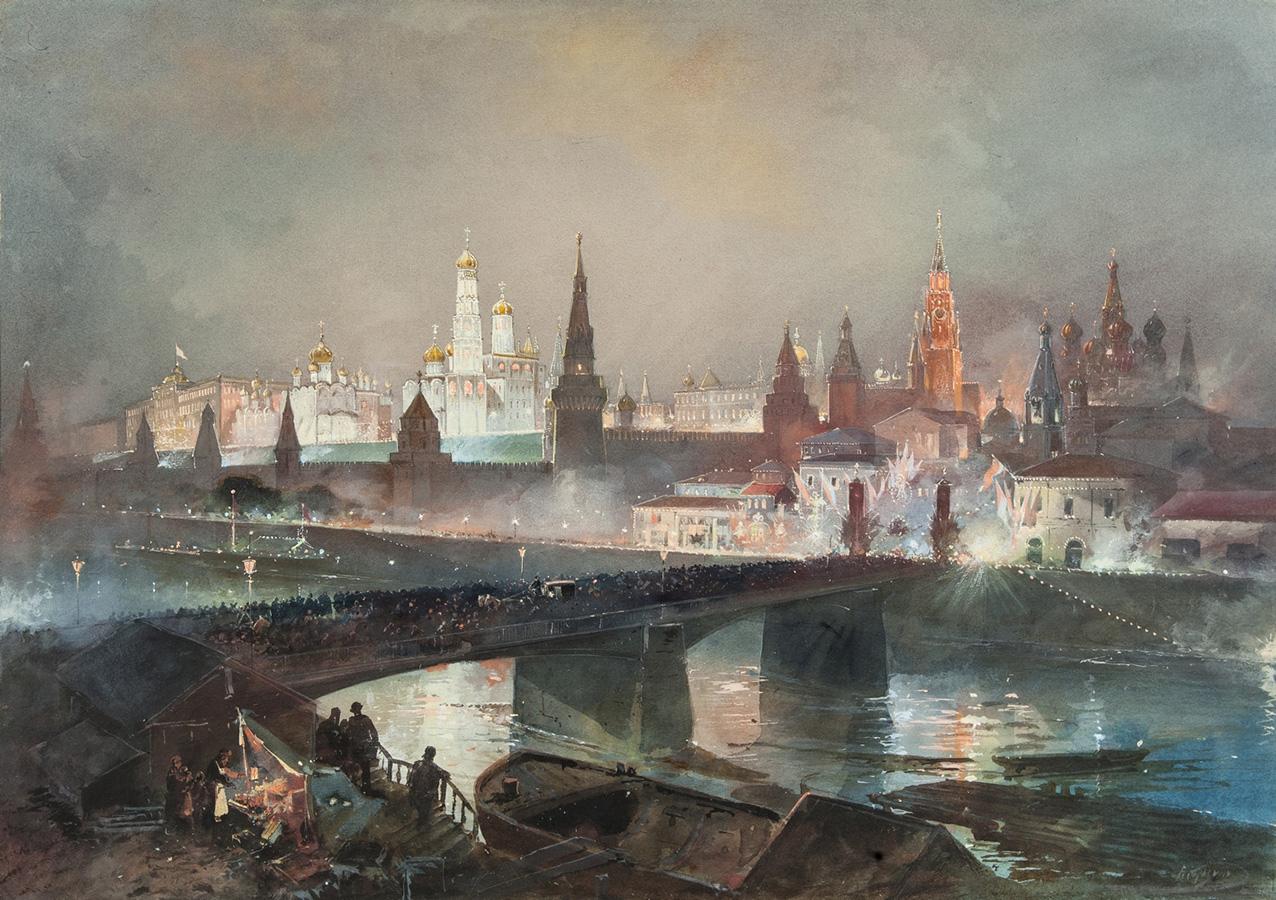 Шедевры из Исторического музея в Третьяковке
