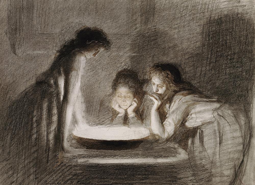 Пора перемен. Графика 1860-х годов из собрания Третьяковской галереи