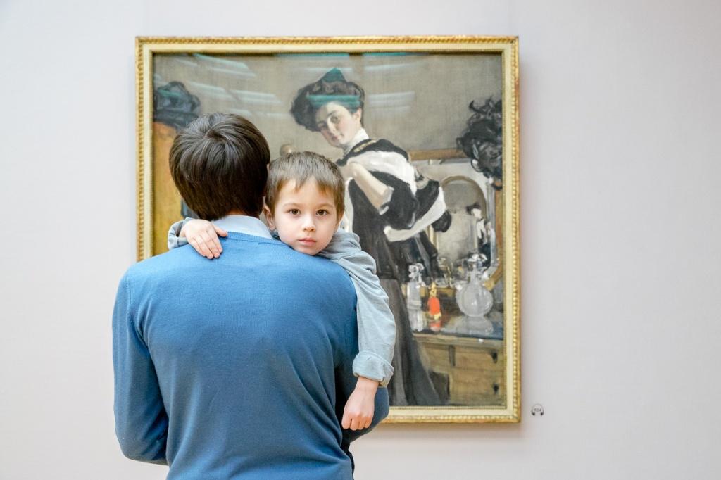 Третьяковская галерея каждое 3 воскресенье месяца